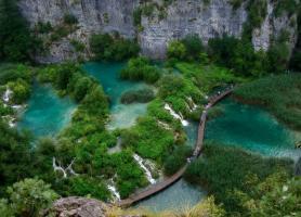 دریاچه پلیتوویس گنجینه ملی کرواسی