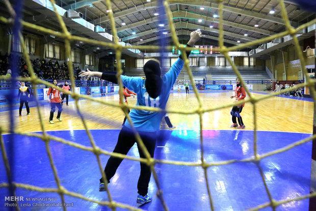 تیم لارستان راهی مسابقات باشگاهی هندبال زنان آسیا می گردد