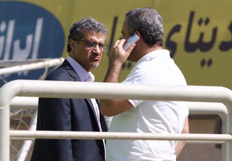 مصطفی قنبرپور: مدیریت باشگاه قدردان زحمات برانکو خواهد بود، ژاوی هم حضور طرفداران را تبریک گفت