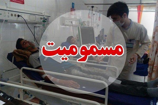 مسمویت 100 نفر در شهر کیان چهارمحال و بختیاری