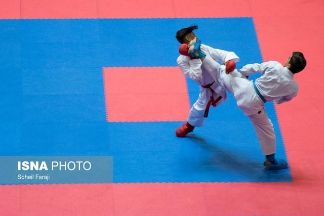معرفی رقبای کاراته کاهای ایران در قهرمانی دنیا