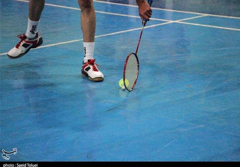 مسابقات بین المللی بدمینتون دبی، حذف تیم های دو نفره بدمینتون ایران