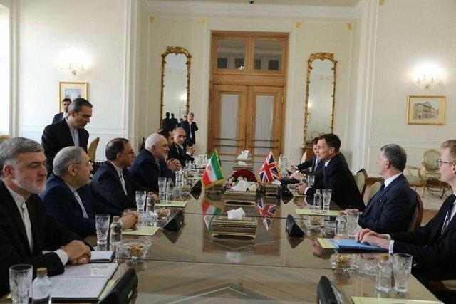 رایزنی وزیران خارجه ایران و انگلیس درباره آخرین وضعیت SPV و بحران یمن