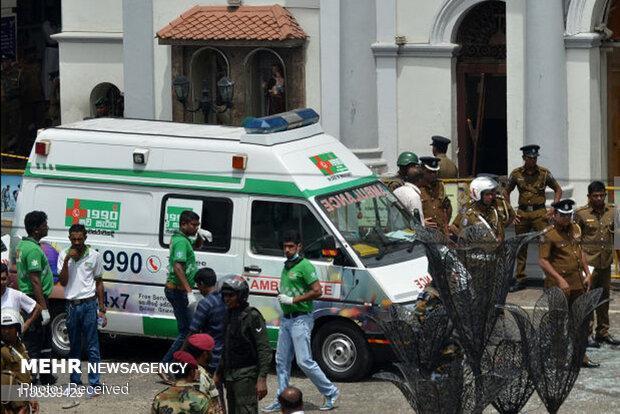 هشتمین انفجار سریلانکا را لرزاند، برقراری مقررات منع رفت و آمد