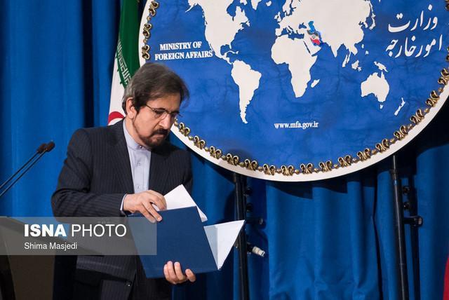 توضیحات سخنگوی وزارت امور خارجه در خصوص دلایل استعفای ظریف