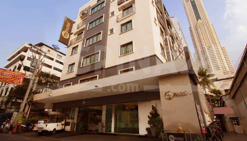 معرفی هتل مای هتل بانکوک تایلند