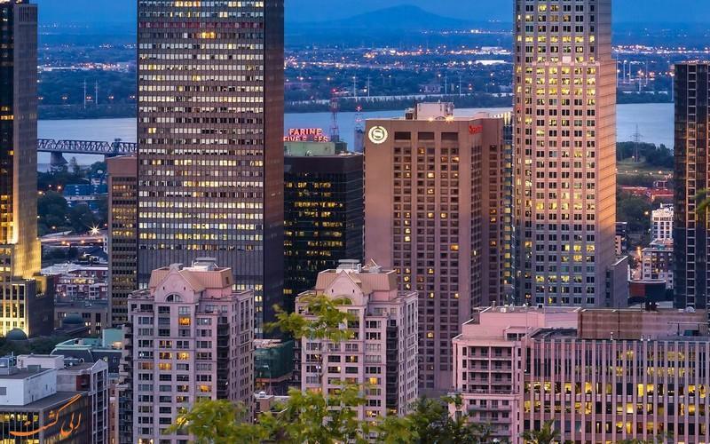 معرفی هتل 4 ستاره شرایتون مونترال کانادا