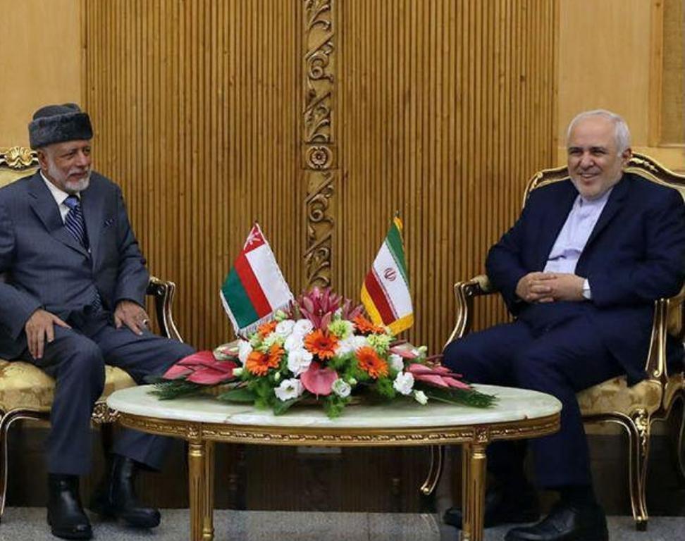 همتای عمانی ظریف به تهران آمد، عکس