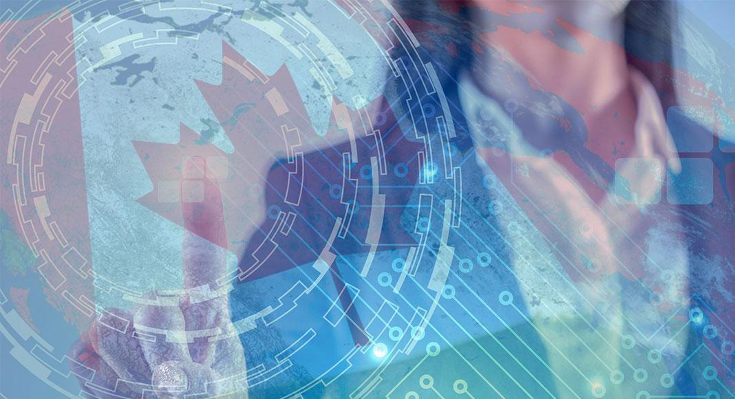 انگشت نگاری کانادا در مراکز VAC