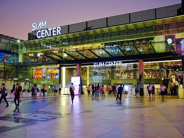 آشنایی با مراکز خرید بانکوک تایلند