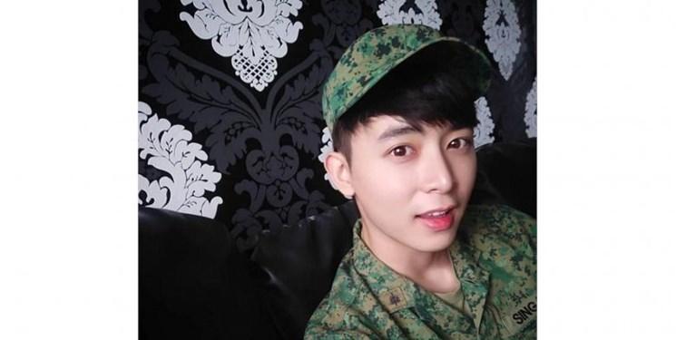 هنرپیشه مشهور سنگاپوری حین خدمت سربازی کشته شد