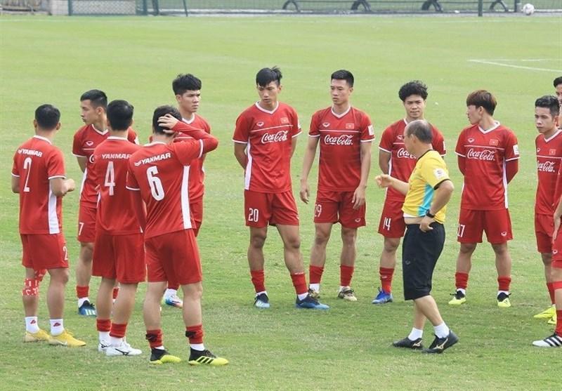 اعلام فهرست 24 نفره تیم ملی فوتبال ویتنام برای جام ملت های آسیا