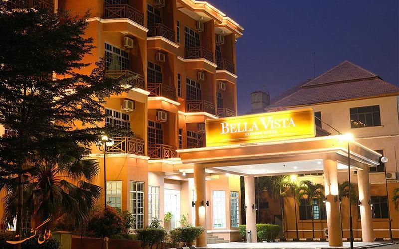 معرفی هتل 3 ستاره بلا ویستا اکسپرس در لنکاوی، مالزی
