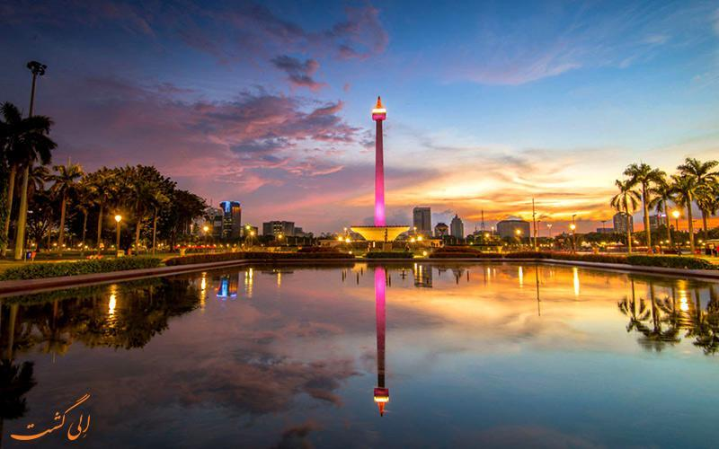 راهنمای سفارت اندونزی و اخذ ویزای این کشور