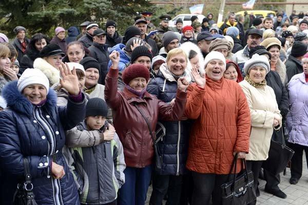 محموله نظامی کانادا وارد اوکراین شد