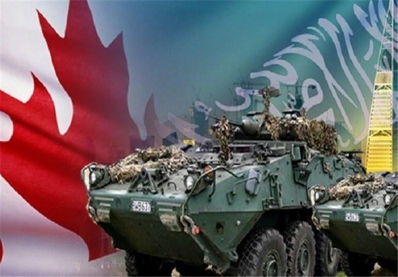 بزرگترین معامله تسلحیاتی کانادا و عربستان اجرایی می شود