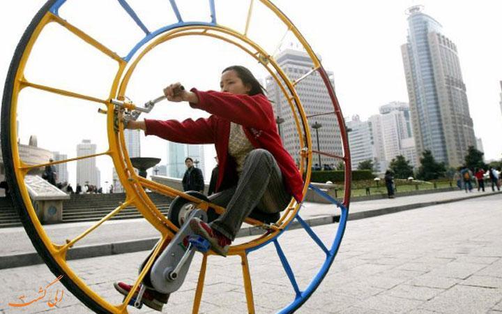 10 اختراع جالب توسط مردم عادی در چین!