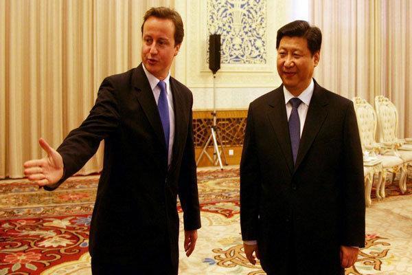 انگلیس به دنبال چراغ سبز چین برای حمله به داعش