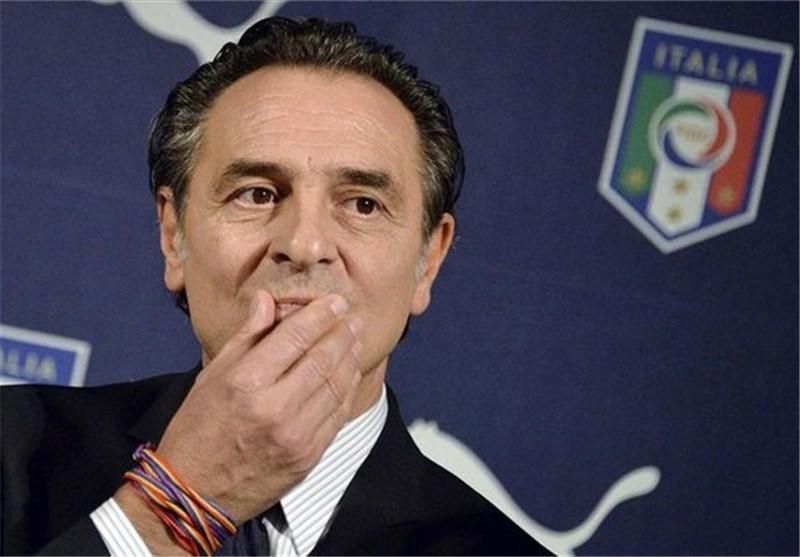 پراندلی: نمی خواستم ایتالیا با اسپانیا بازی محبت آمیز برگزار کند