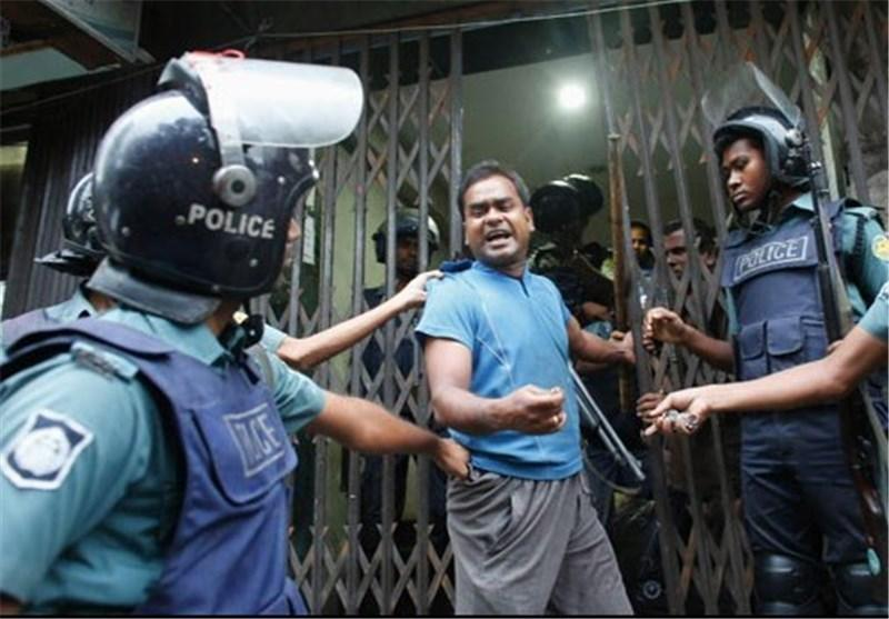بازداشت 37 تبعه چین و تایوان در بنگلادش