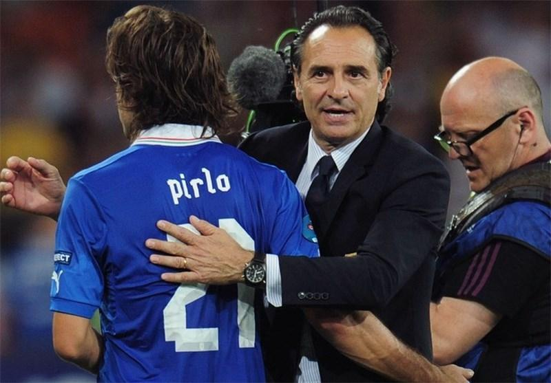 پیرلو: ایتالیا باید تهاجمی بازی کند