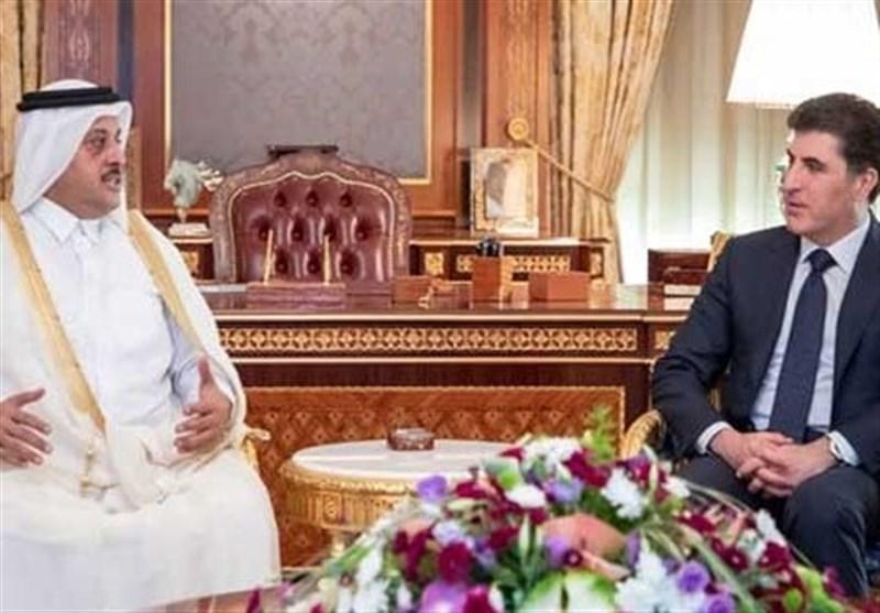 قطر درصدد افتتاح کنسولگری در اربیل است