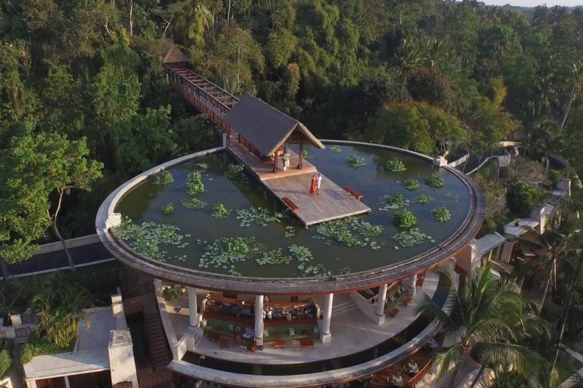 فور سیزن بالی به عنوان بهترین هتل دنیا انتخاب شد