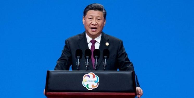 هشدار رئیس جمهور چین در مورد کوشش برای تجزیه این کشور