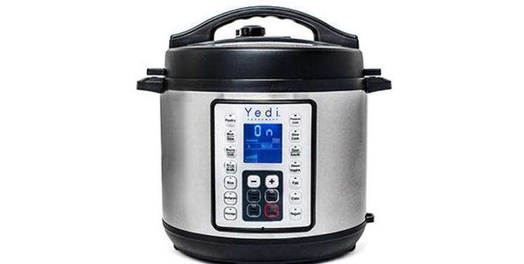 زودپز هوشمند ارزان قیمت برای دو نوع پخت همزمان