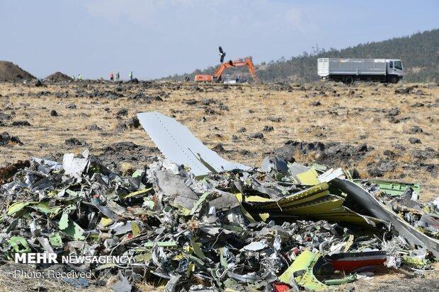 شباهت سقوط هواپیمای اتیوپیایی با سقوط هواپیمای اندونزیایی
