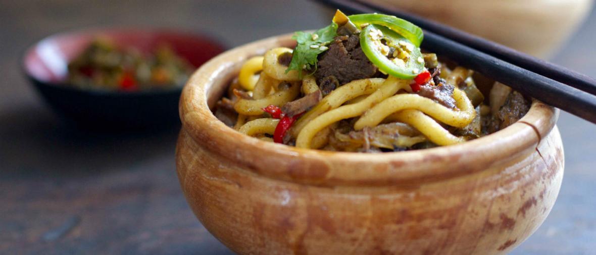 معرفی 24 غذای لذیذ چینی