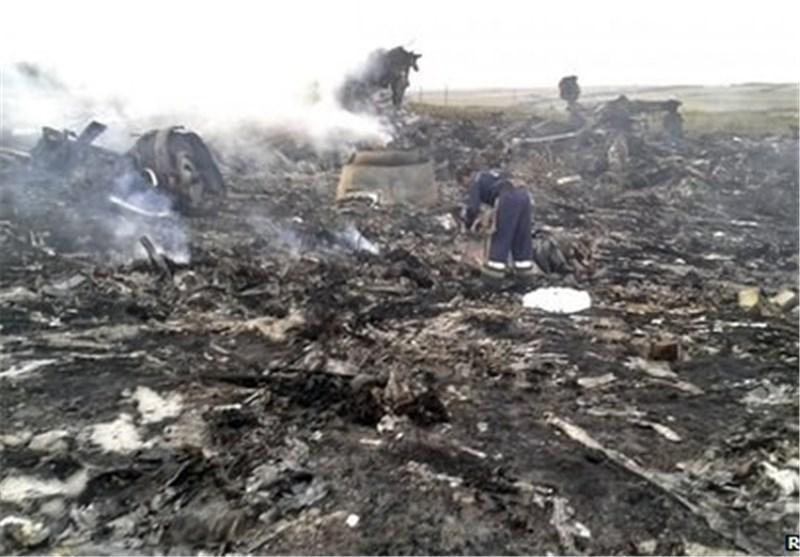 اعزام 62 کارشناس مالزیایی به اوکراین برای تحقیق درباره هواپیمای مسافربری
