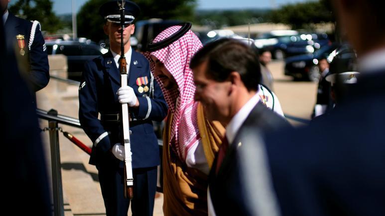 آمریکا: اعزام 200 نظامی و تعدادی موشک پاتریوت به سعودی