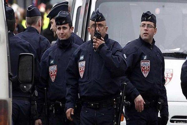 اعتصاب پلیس فرانسه برای نخستین بار در 20 سال گذشته