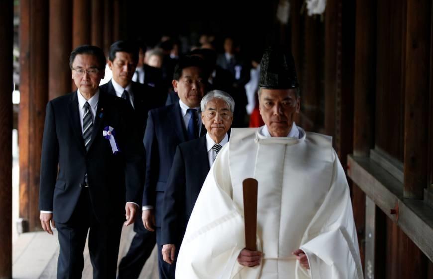 اعتراض شدید چین و کره جنوبی به دولت ژاپن