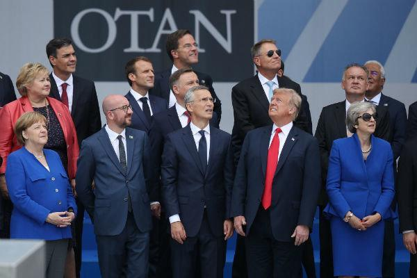 ترامپ و تیشه به ریشه اتحادیه اروپا، اروپای ضعیف خواسته قلبی دونالد