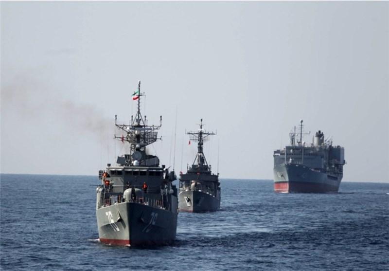 ناوهای ارتش برای برگزاری رزمایش مشترک راهی عمان شدند