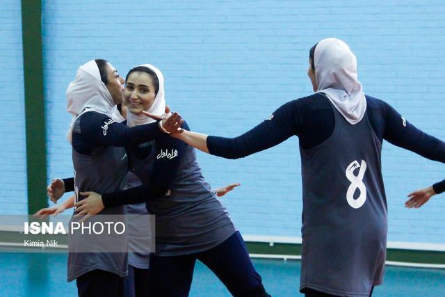 تیم ملی والیبال بانوان ایران امشب راهی ویتنام می گردد