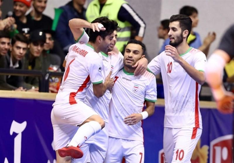 قرعه کشی قهرمانی فوتسال آسیا؛ ایران با کره جنوبی، تایلند و عربستان همگروه شد