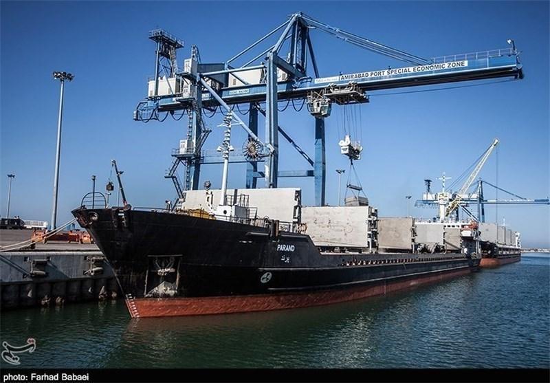 کاهش 31 درصدی صادرات چین به ایران در نخستین ماه 2015