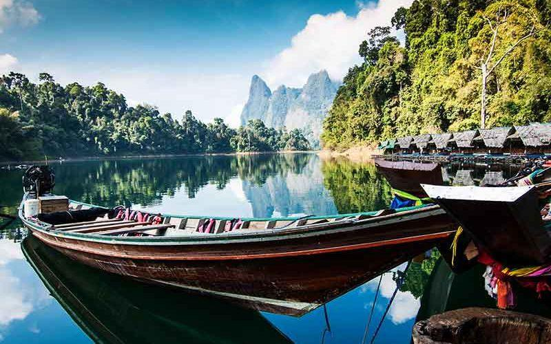 طبیعت کشور تایلند