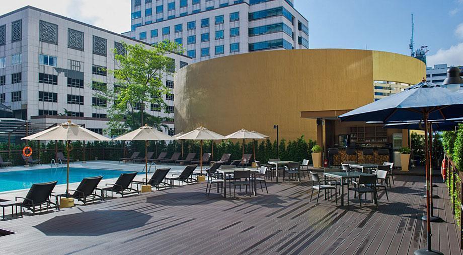 هتل 4 ستاره هالیدی این بانکوک