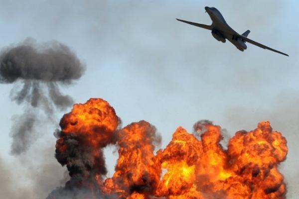 کشته شدن 9 شهروند افغانستانی در حمله هوایی آمریکا