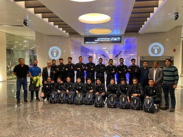 تساوی تیم هاکی امید ایران در اولین گام قهرمانی آسیا