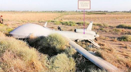 روسیه پهپاد آمریکایی را در لیبی ساقط نموده است