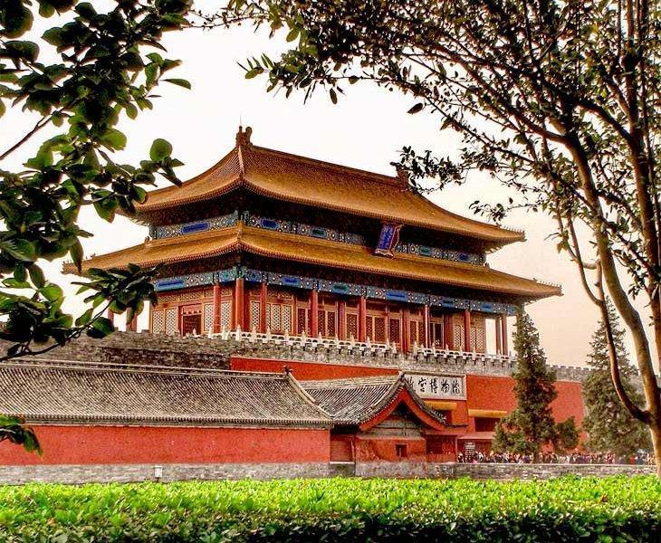 ورود به شهر ممنوعه - چین