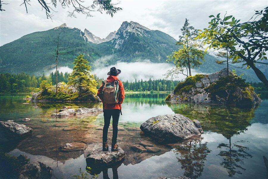 بهترین مقاصد گردشگری برای تنها سفر کردن ، چونان کرگدن تنها سفر کن