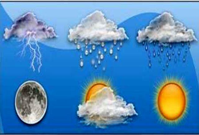ورود سامانه بارشی از سمت جنوب به کشور، دمای پایتخت کاهش می یابد