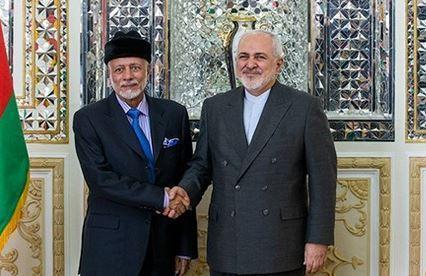 وزیر خارجه عمان به تهران آمد
