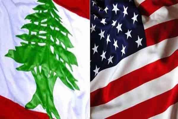 آمریکا دوباره لبنان را به بحران اقتصادی تهدید کرد